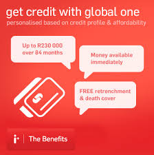 Global One Credit Card - Loan Online Application